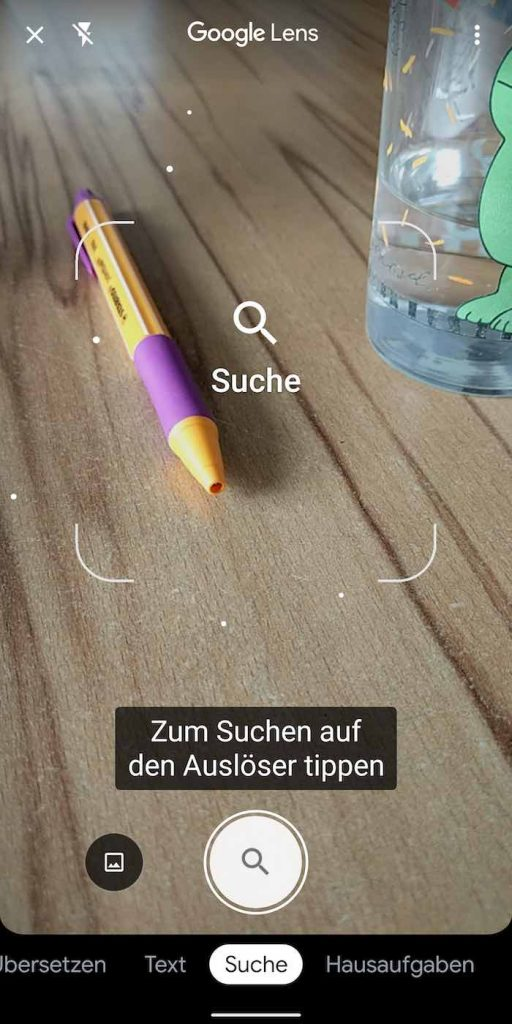 Lens 5 | Android-User.de