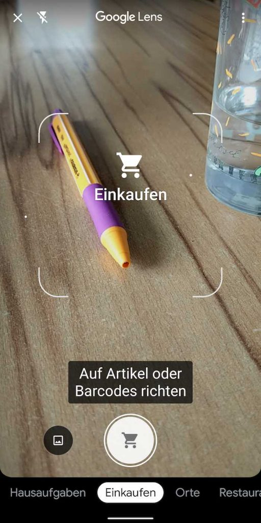 Lens 7 | Android-User.de