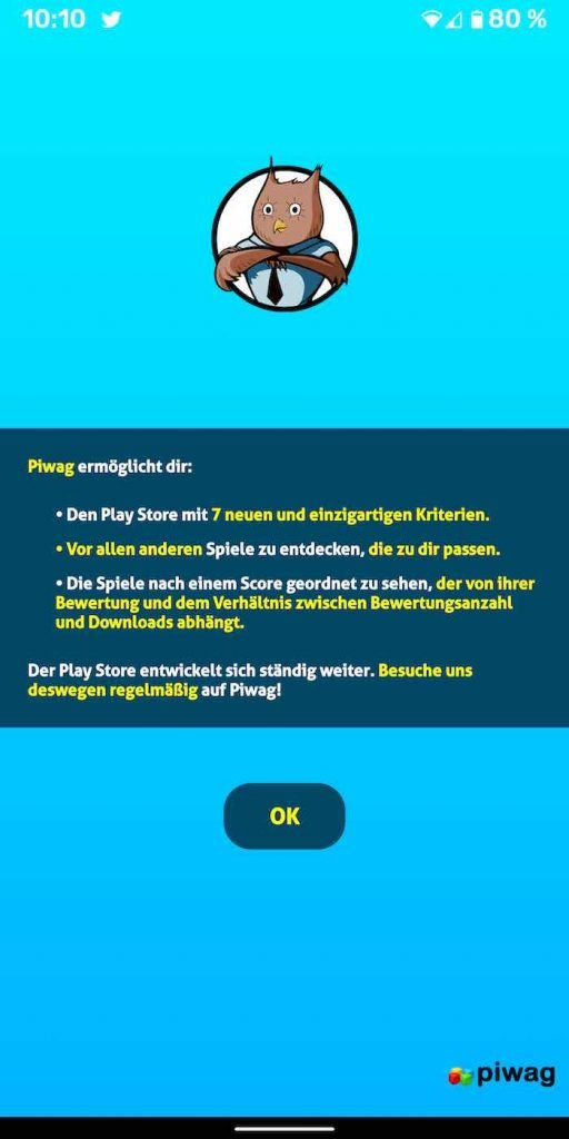 Piwag 2 | Android-User.de