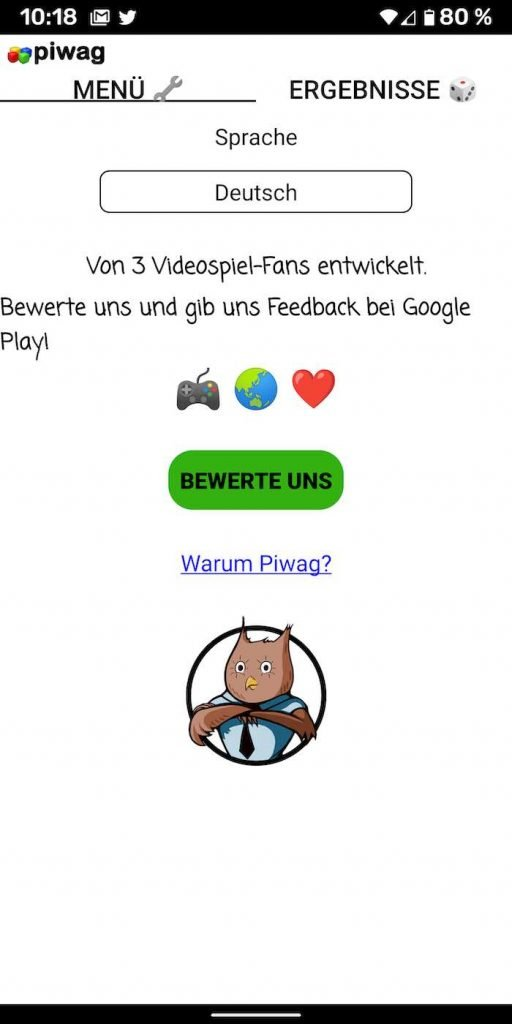 Piwag 4 | Android-User.de