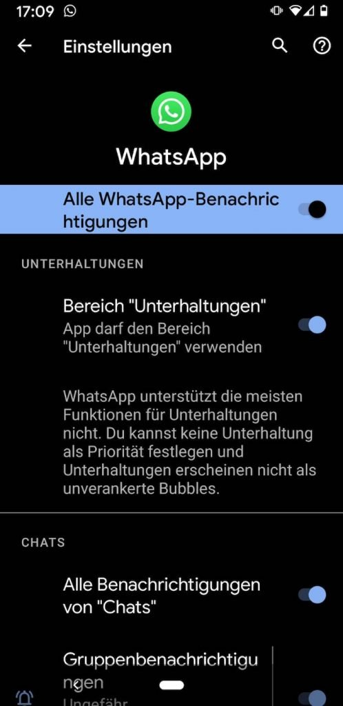Pixel 3a Bubbles | Android-User.de