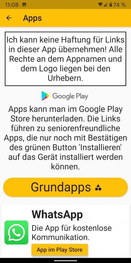 Senioren 13 |Android-User.de