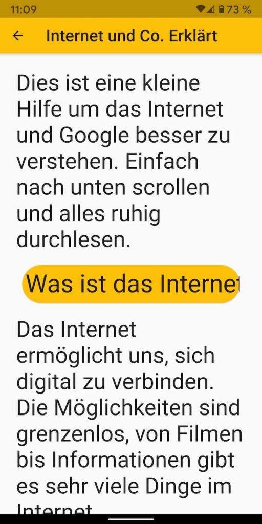 Senioren 15 |Android-USer.de