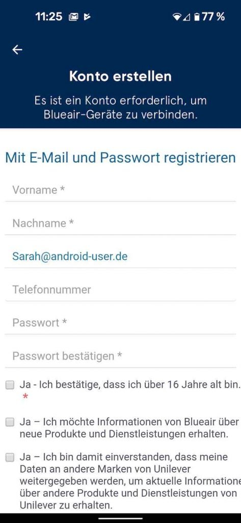 Blue 9 | Android-USer.de