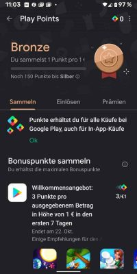 Play Points 10 |Android-USer.de