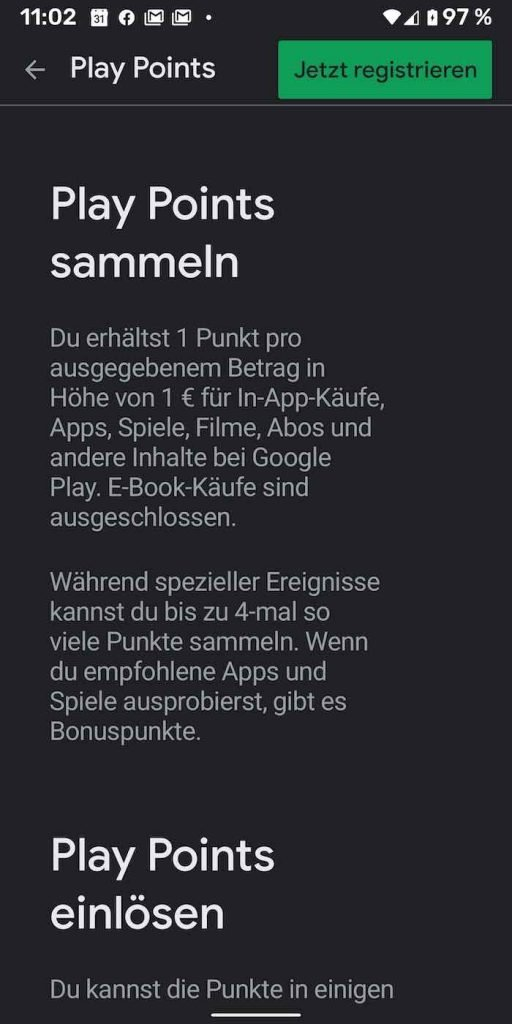 Play Points 3 |Android-User.de