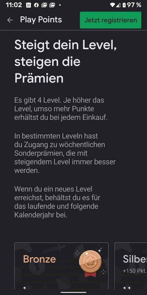 Play Points 5 |Android-User.de