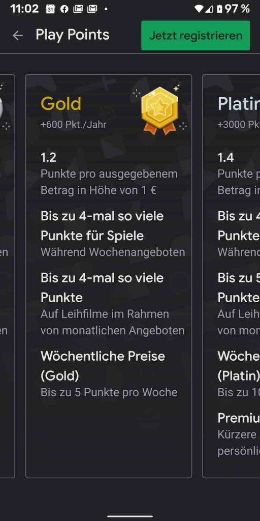 Play Points 8 | Android-User.de