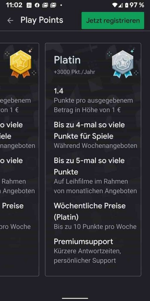 Play Points 9 |Android-USer.de