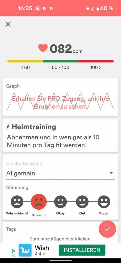 Pulsmesser 3 | Android-User.de