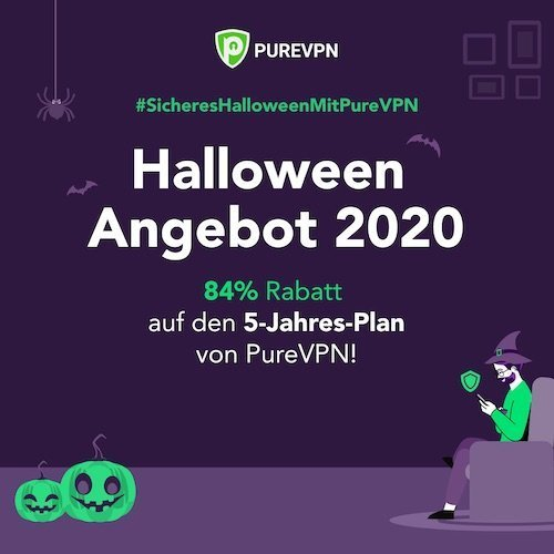 PureVPN 2020 | Android-User.de