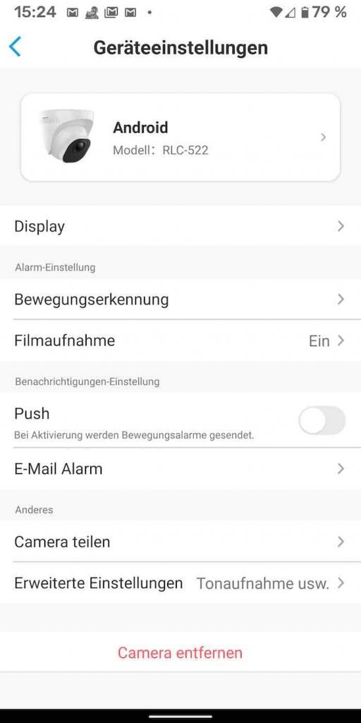 Reolink 13 |Android-User.de