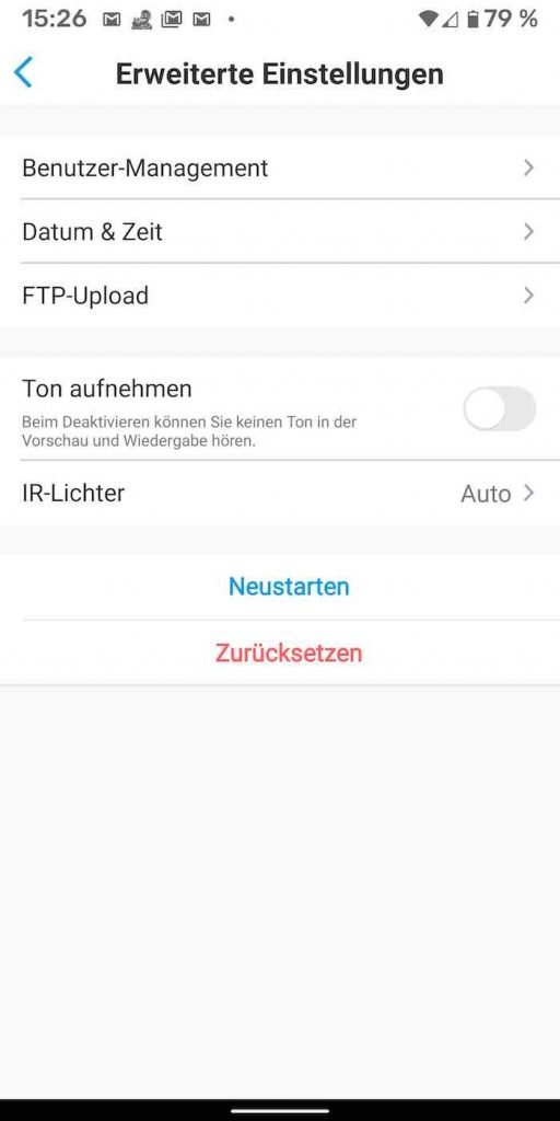 Reolink 14 |Android-User.de