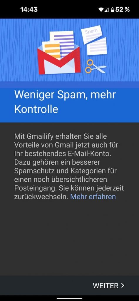 GMailify 2 |Android-USer.de