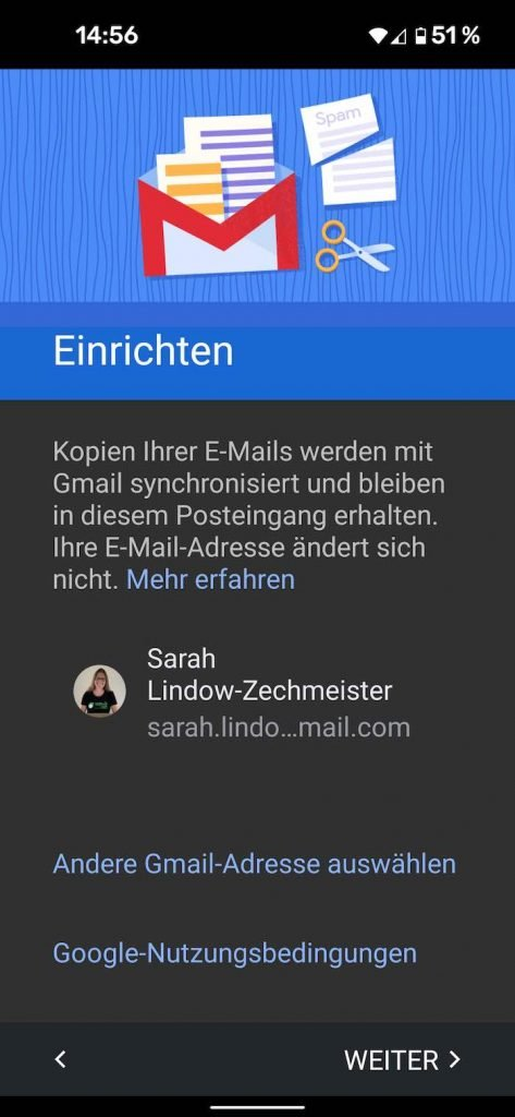 GMailify 3 |Android-User.de