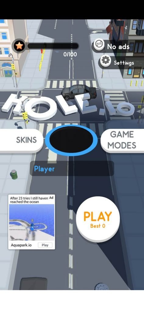 Hole 1 | Android-User.de