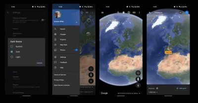Earth 4  Android-User.de