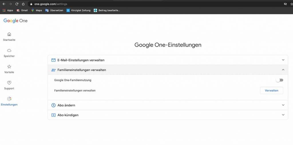 Google One Abo 5 |Android-USer.de
