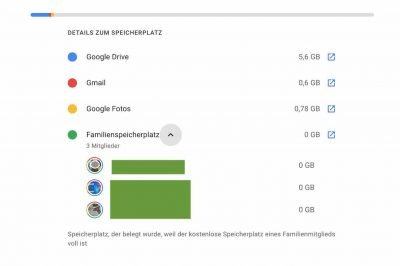 Google One Abo 6 | Android-User.de