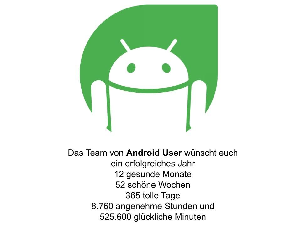 Silvester 2020 |Android-User.de