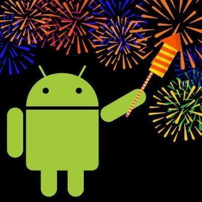 Silvester happy |Android-User.de