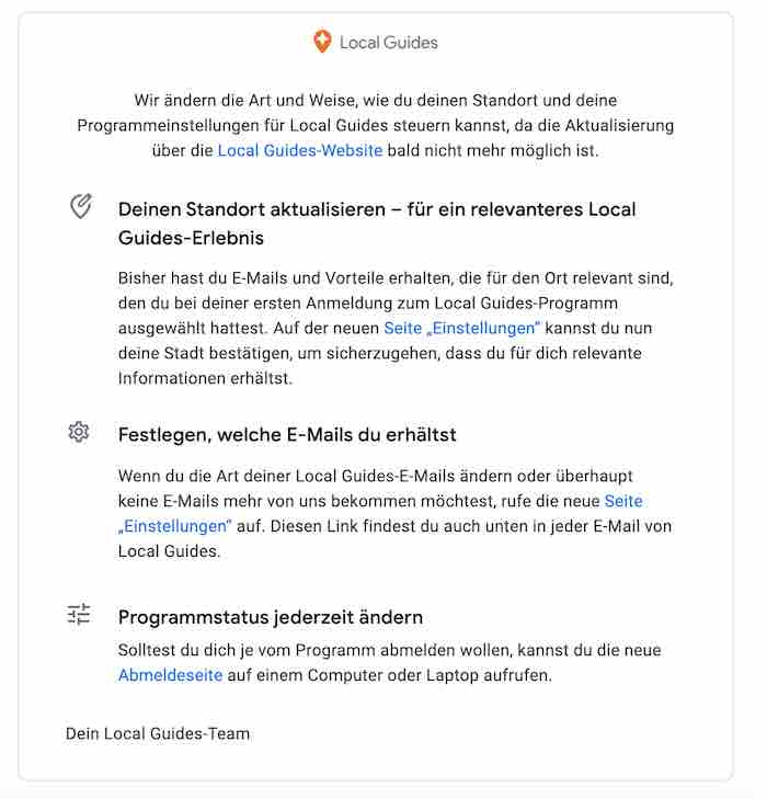 Local Guides  android-User.de