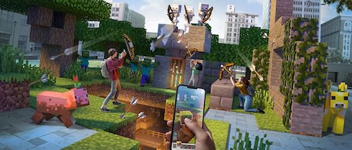 Minecraft earth | Android-User.de