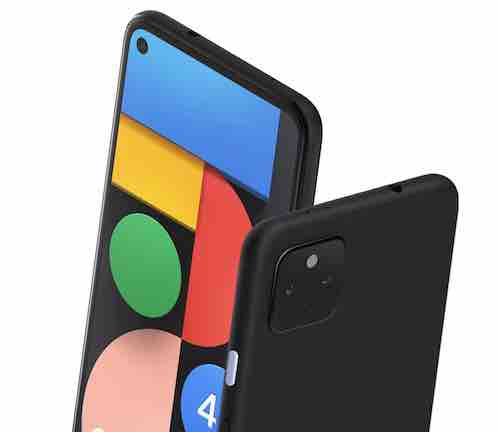 Pixel 4a 5G Icon | Android-User.de