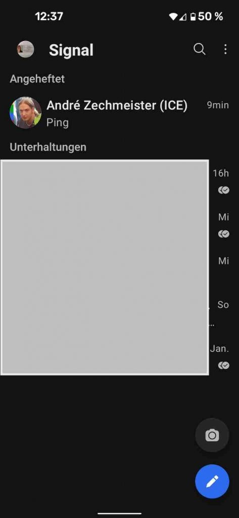 Signal 10 |Android-USer.de