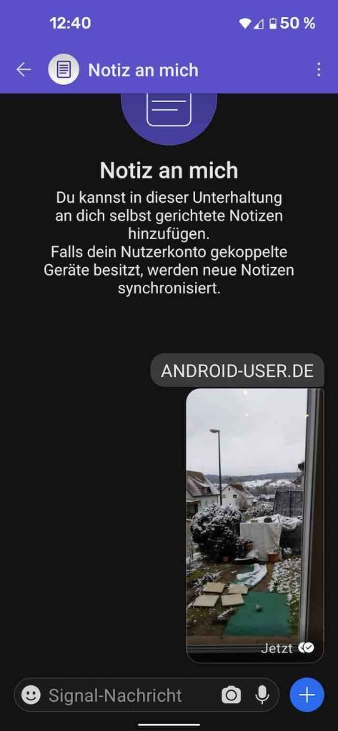 Signal 13 |Android-User.de