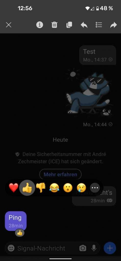 Signal 18 |Android-User.de