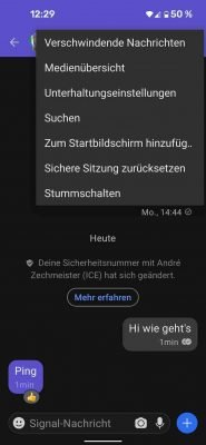 Signal 3 |Android-User.de