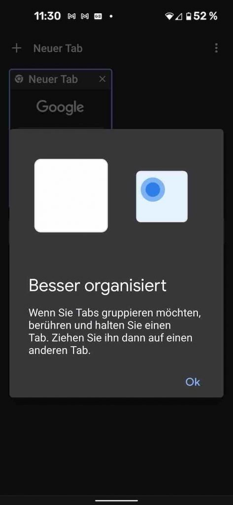 Tab Groups 1 | Android-User.de