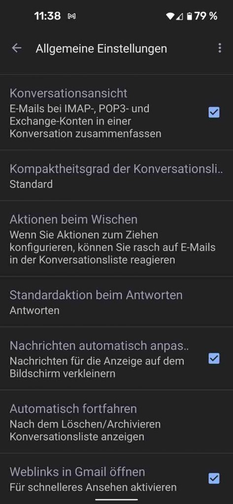 GMail 1 | Android-User.de