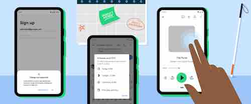 Google – Google kündigt New Android Features in Spring 2021 an
