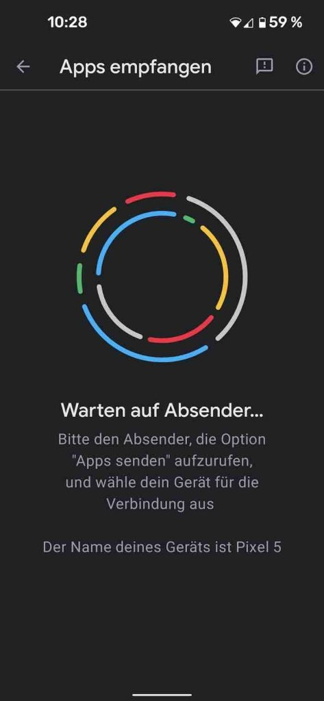 Nearby 5 |android-User.de