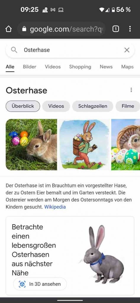 Oster 3D 1 | Android-USer.de
