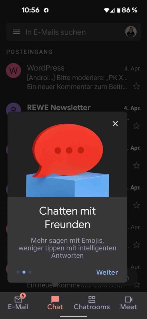 20210405GMail 14 |ANdroid-User.de