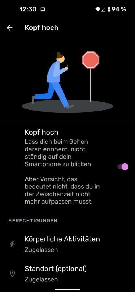 20210412 Digital Well Heads Up5 |Android-User.de