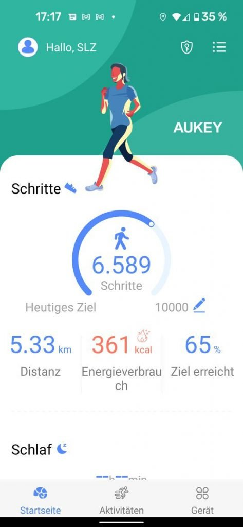 20210415 Aukey Smartwatch23  Android-User.de
