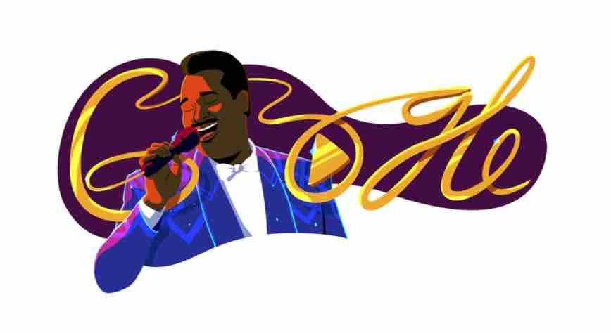 20210420 Google Doodle Luther Vandross  Android-User.de