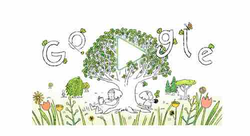 20210422 Earth Day Doodle | Android-User.de
