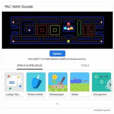 Pac Man | Android-User.de