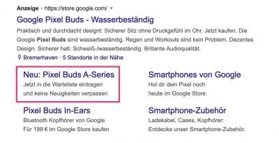 20210505 Pixel Buds A | Android-USer.de