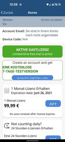 20210526 Count | Android-User.de10