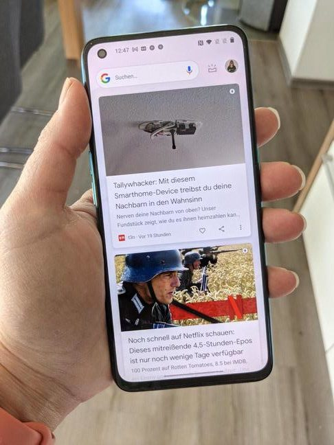 20210614 OnePlus Nord CE 5G | Android-User.de12