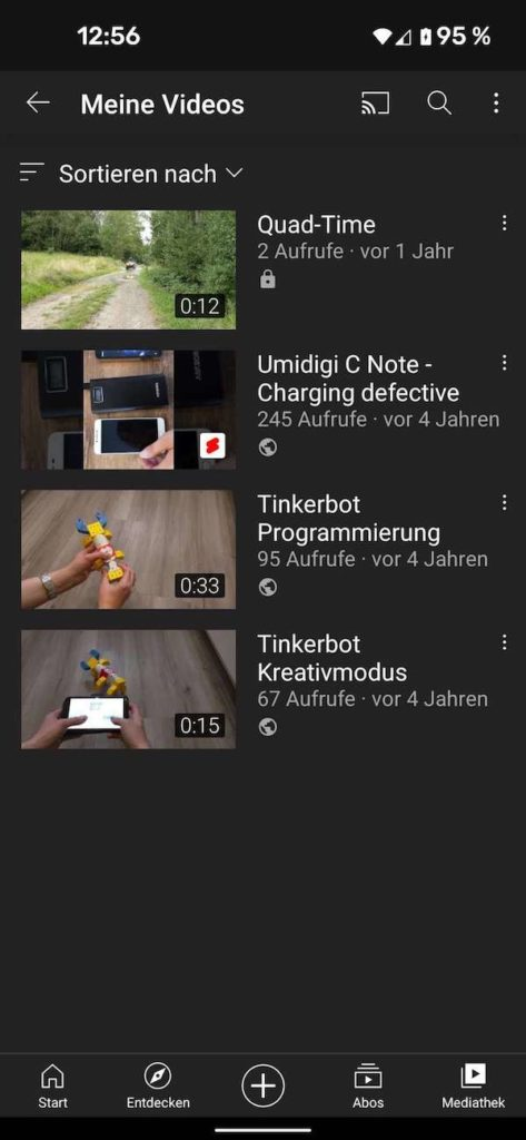20210717 YouTube Shorts   Android-User.de4
