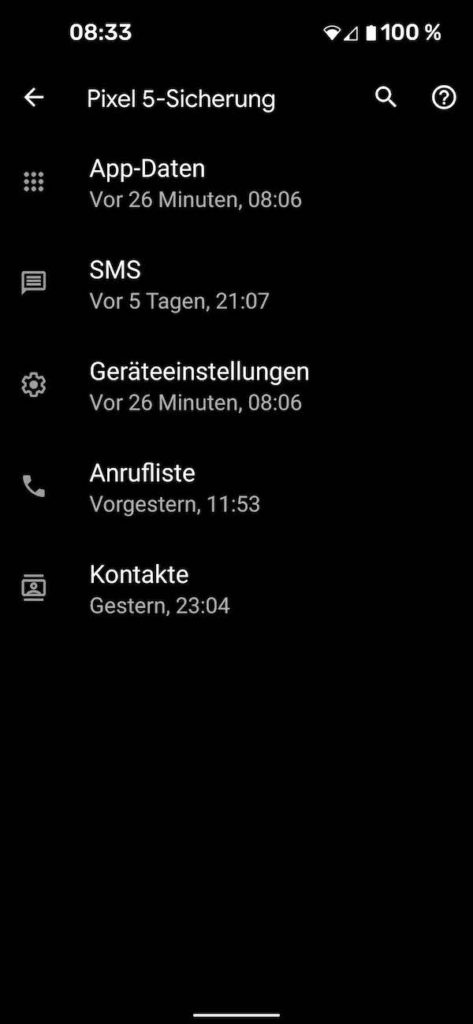 20210722 Backup 2 |ANdroid-User.de