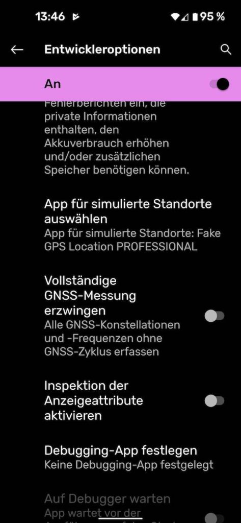 20210806 Fake GPS   Android-User.de3