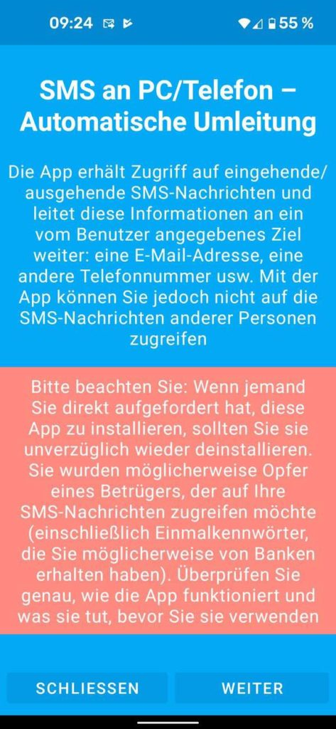 20210910 SMS | Android-User.de20